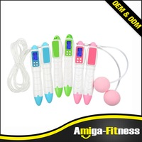 NEW Digital Outdoor and Indoor Corded Cordless Skipping Rope Jumping Rope Calorie and Jump Counter Slimming Lose