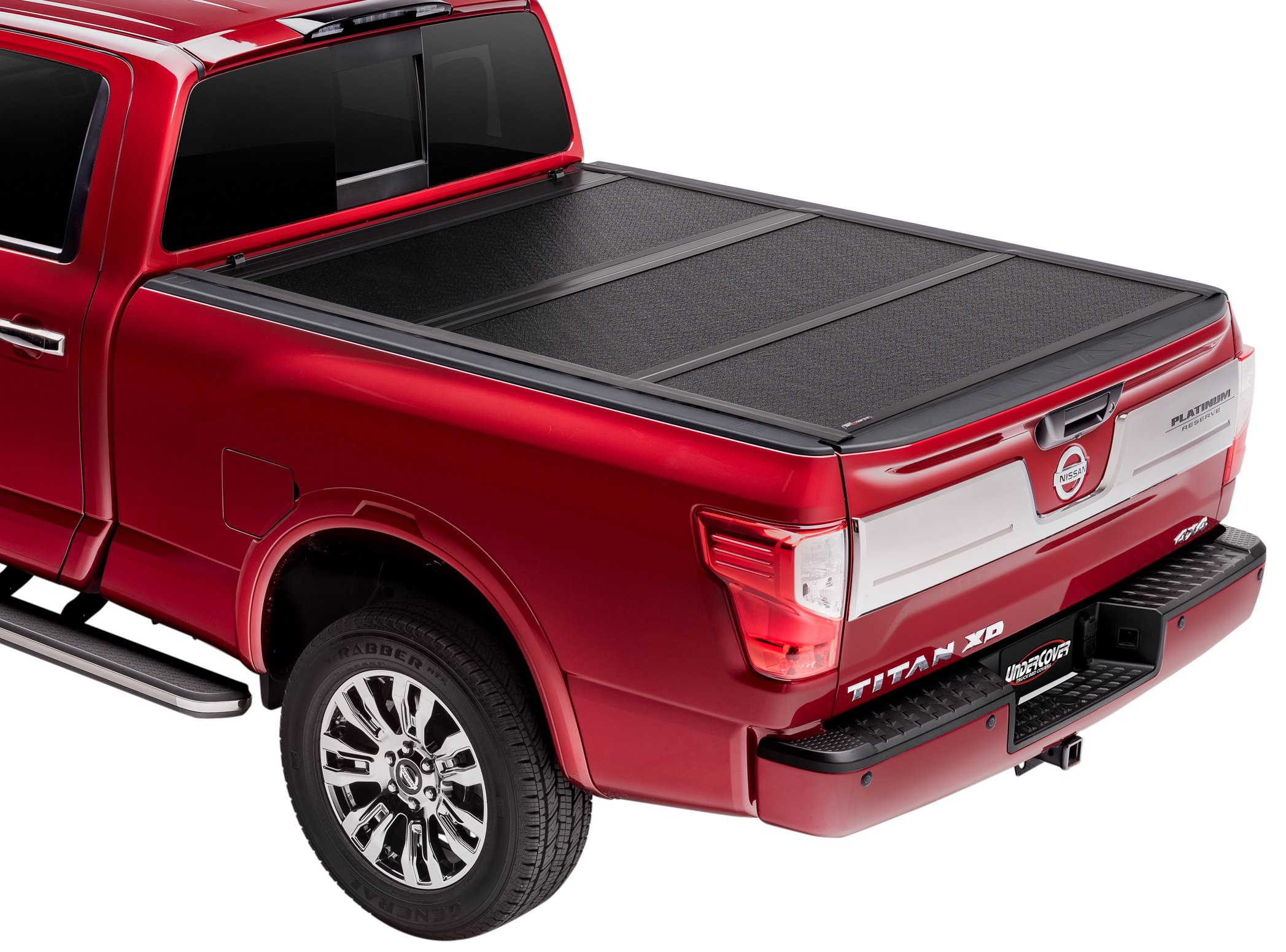 eb81481ff4f Get Quotations · Undercover FX41014 Flex Hard Folding Truck Bed Cover 2016-2017  Tacoma 5ft Short Bed Crew