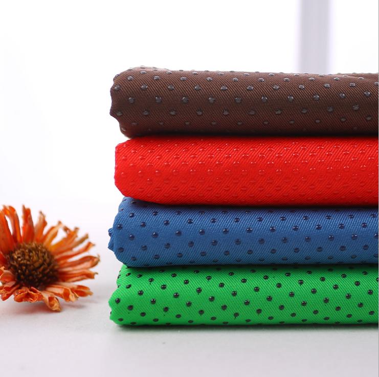 anti slip fabric / bubble dot fabric / non slip fabric