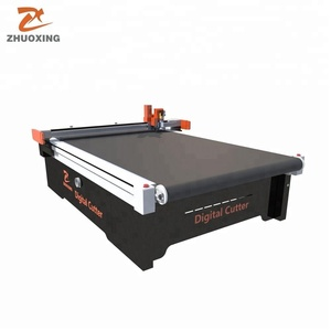 multi ply Aramid Fabric cutting machine with CE for cloth cutter