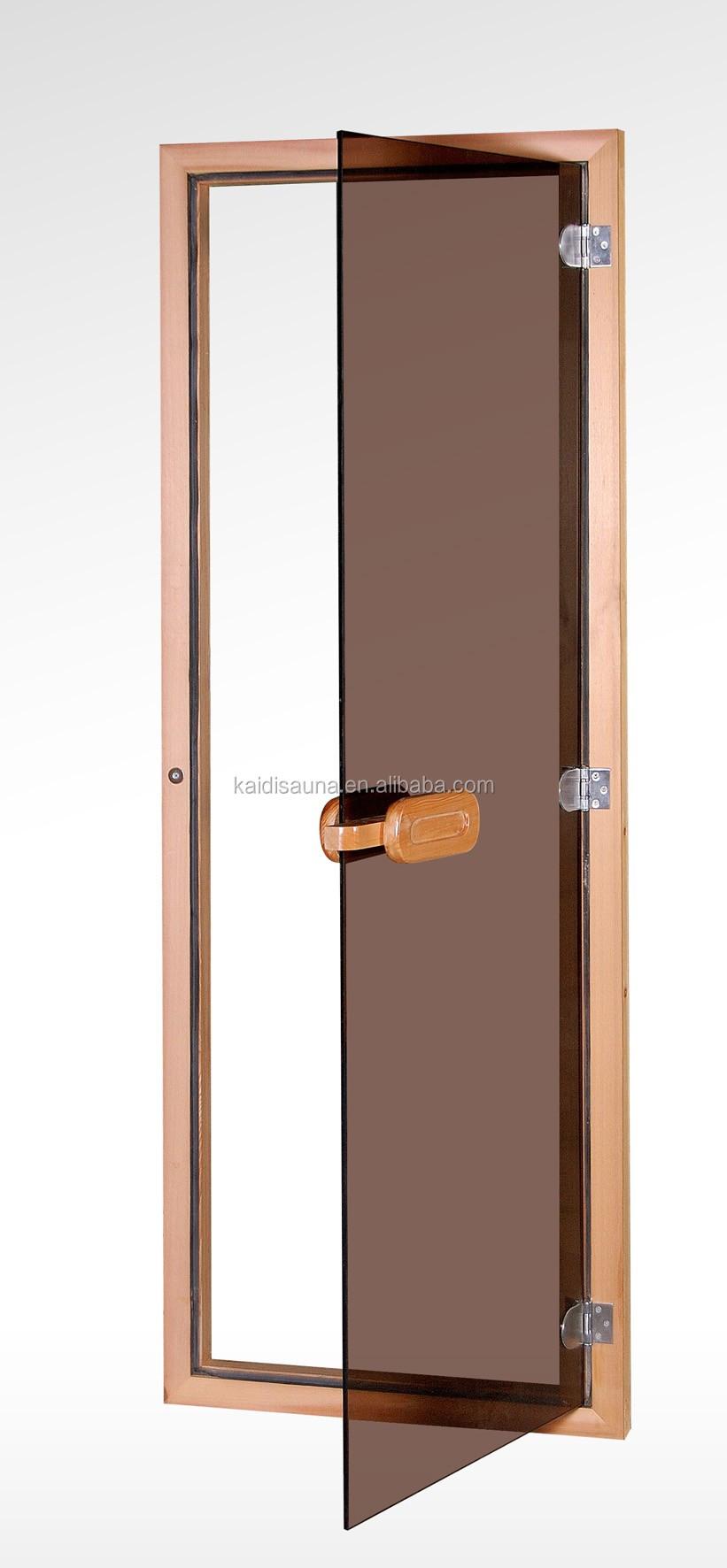 China nuevos productos de aluminio sauna puerta de cristal - Productos para sauna ...