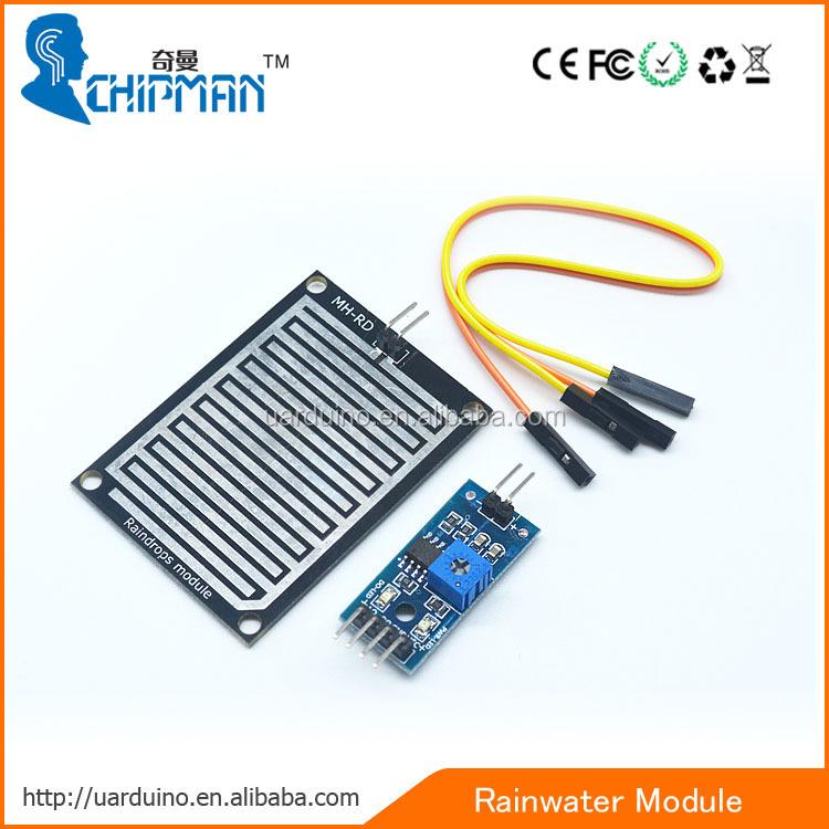 Regentropfen sensormodul regen sensor standardschnittstelle regen sensor Herstellung Hersteller, Lieferanten, Exporteure, Großhändler