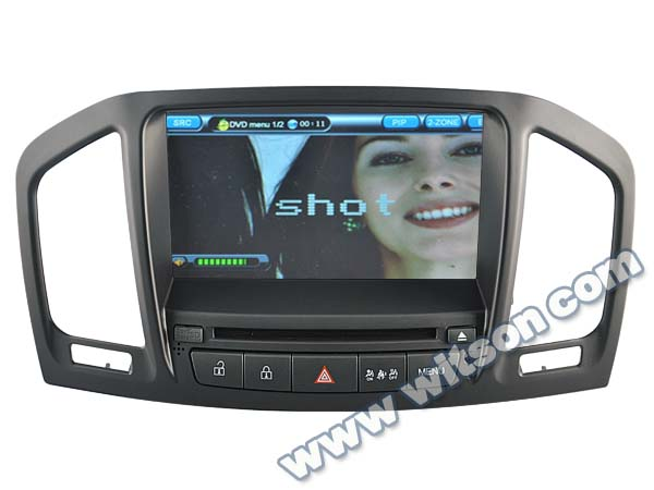 WITSON ipod interface for OPEL INSIGNIA