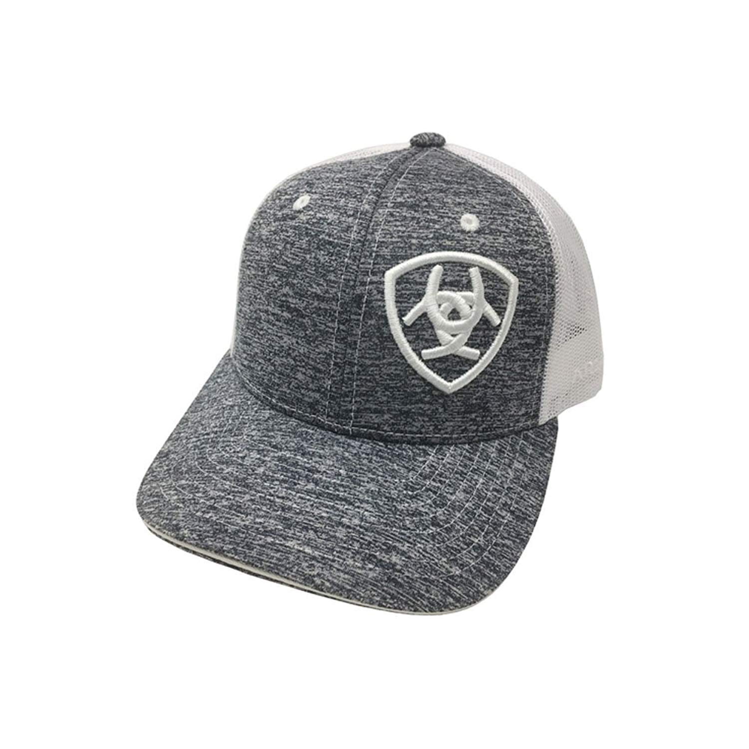 7fd79ccff03fc Get Quotations · Ariat Kid s Youth Offset Logo Cap