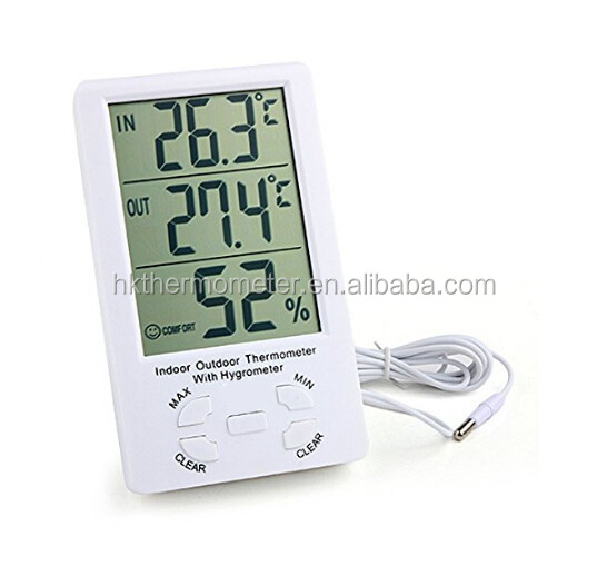 Digital Thermometer to Measure High Accuracy Water Temperature