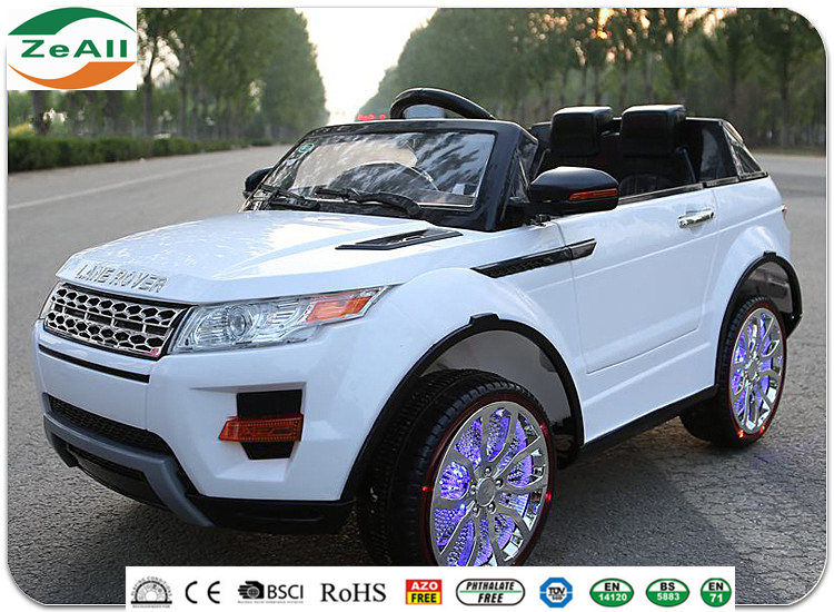 T l commande sport roadster suv new desig voiture for Motorized cars for 6 year olds