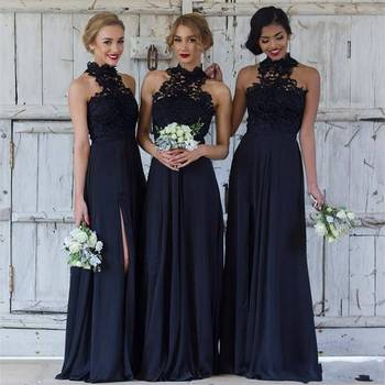 Zh3031g Navy Blue Bridesmaid Dresses