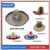 Wholesale Cheap Straw Mexican Sombrero Hat For Promotion