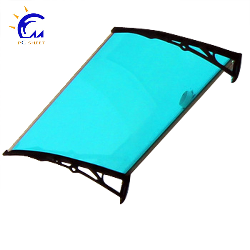 Polycarbonate gazebo UV layer SGS,ISO,ROHS skylight/greenhouse/carport/awning/polycarbonate dome/soundproof/roof