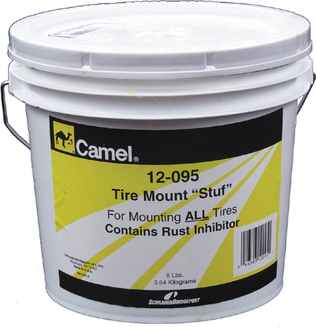Tru-Flate 12-095 Stuf Concentrated Tire Mounting Lubricant, 8 lb. Pail, 1 Pack