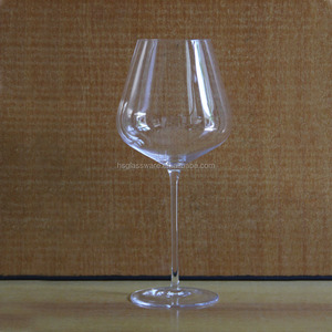 Wholesale High Quality Lead Free Crystal Folding Wine Glass
