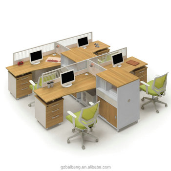 cubicles for office. L Shape Modular Modern Office Cubicles For 4 People O