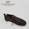 2018 The Newest G.GIOVANINI men no laces casual shoes genuine leather shoes casual shoes for men