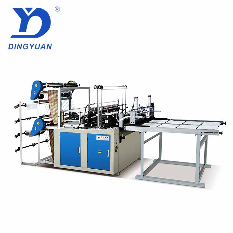 FQCD-800 machinery manufacturers plastic bag production line