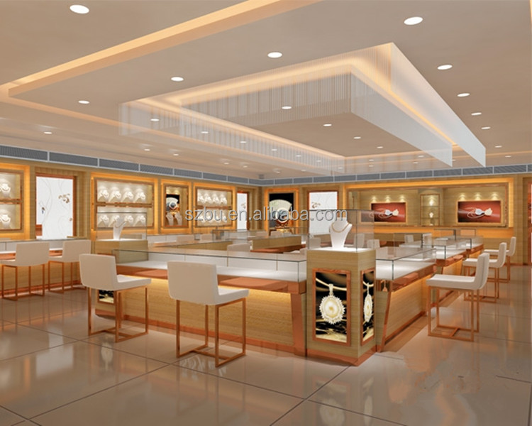 Jewellery Shop Interior Decoration Suppliers And Manufacturers At Alibaba