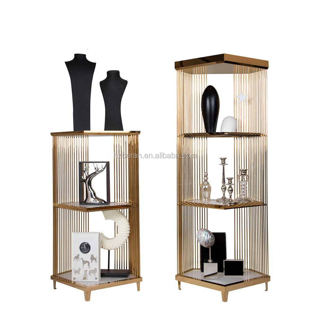 Wholesale Custom Belt Phone Accessories Acrylic Metal Display Rack For Trade Show