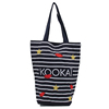 Printing wholesale best price fashion cotton beach bag
