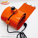 250x1740mm 230V 2KW Silicone rubber oil drum heater heating mat/pad