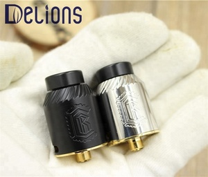 Crazy selling!!!2018 Delions 1:1 clone Reload v1.5 Rda /Purge Mods Suicide King 20700 Mech Mod with high quality in stock