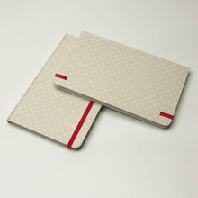 Cheap Custom notebooks and journals dotted With Felt Cover