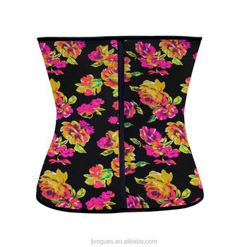 8c2ca94a71 Star latex waist trainer hot shapers slimming belts steel boned corset  fajas girdle slimming sheath Waist