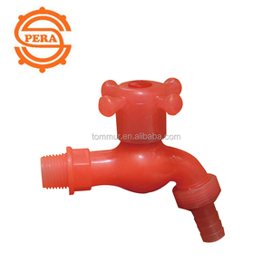 Customized blue red grey and other color garden hosing dispenser tap