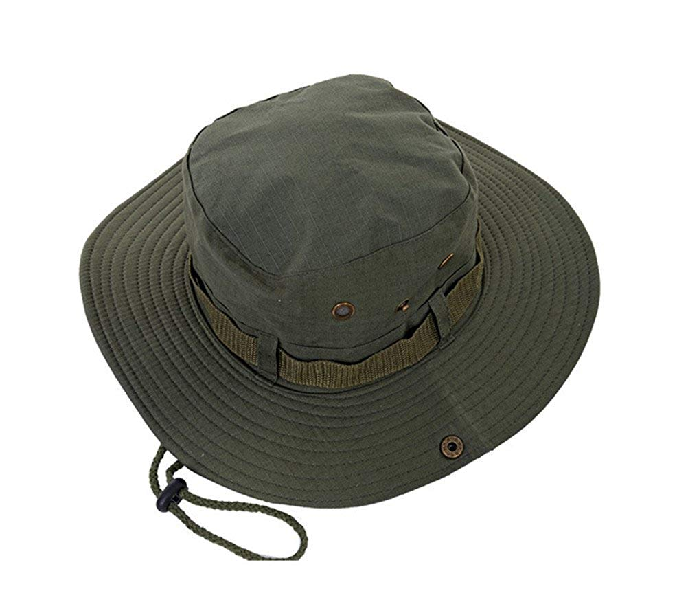 1219e6346e2 Get Quotations · GAMT Outdoor Rain Hats Folding Waterproof Hat UV  Protection Bucket Cap