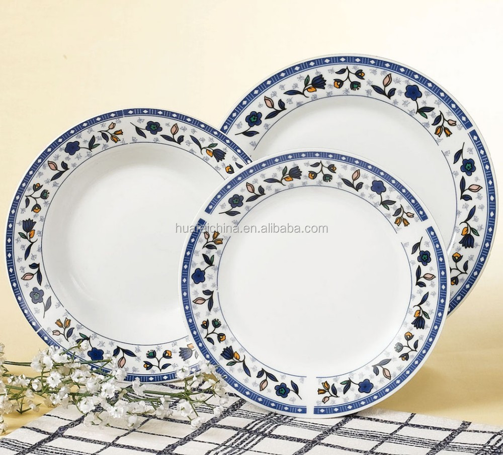 guangzhou dinner set, shenzhen dinner set, chinese porcelain ceramic tableware