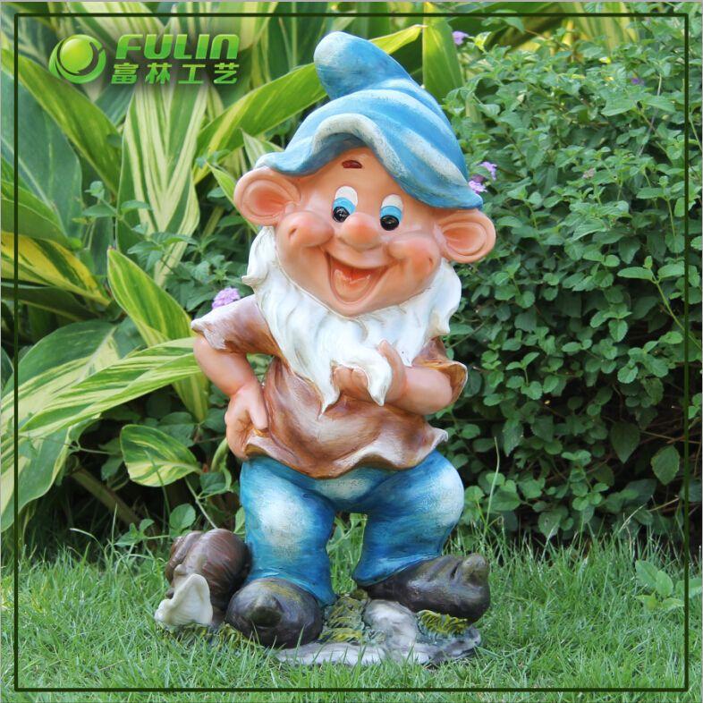 Resin Custom Garden Gnomes Cheap Snow Globe Gnome nf360028 Buy