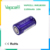 Vapcell real capacity INR18350 1100mAh 10A li-ion rechargeable akku with battery case qualified products