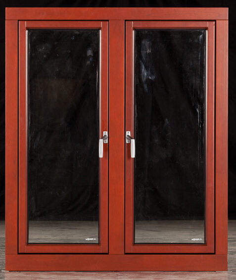 Timber windows aluminum clad wood casement window buy for Buy casement windows