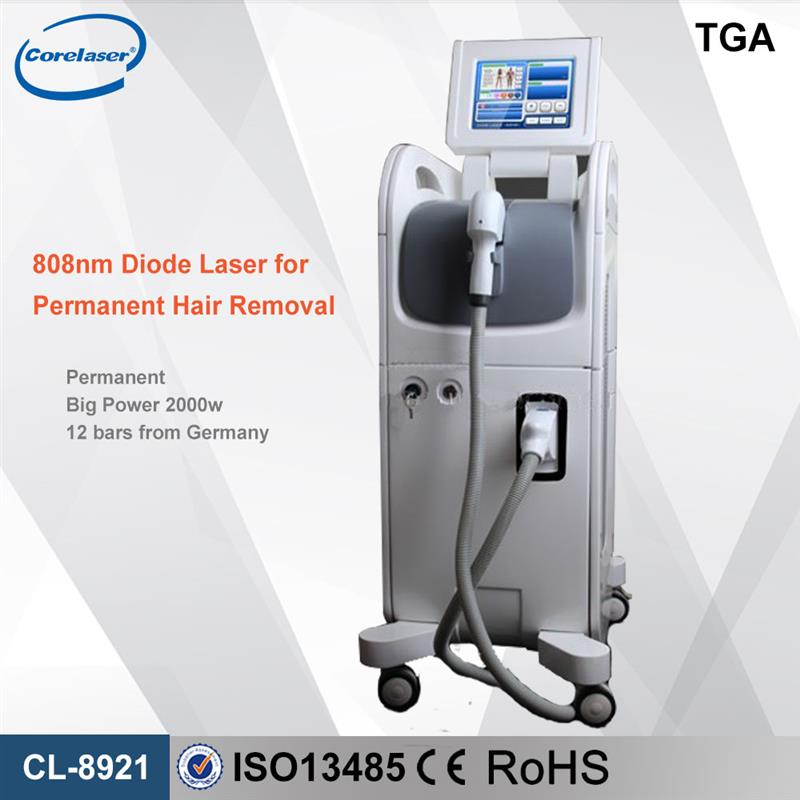 Beauty Equipment diode laser 808 from china supplier