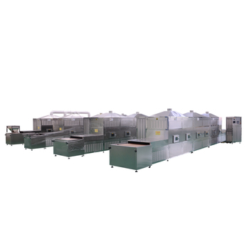 Commerical use curry powder microwave dryer