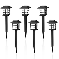 Wholesale Decorative Pathway Outdoor Solar Garden Lamp For Landscape