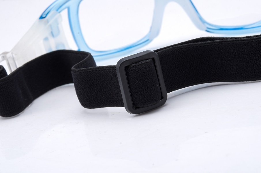bc9eb80dfaf5 Adjustable eye protective safety dribbling aid basketball sport glasses  goggles
