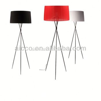 red black and white lamps modern china lights milan classic design red black white fabric and metal led standing floor china lights classic design red black white fabric and