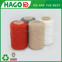recyceld OE polyester cotton blended cotton mop yarn free knitting patterns for cotton yarn