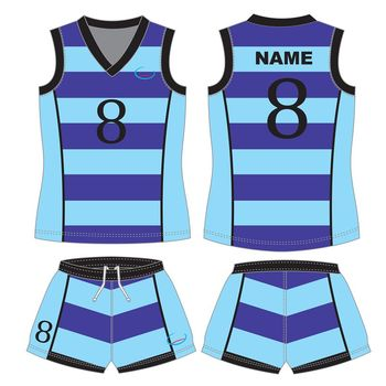 New Professional Women Volleyball Jerseys Uniforms Sport wear Suit Design  Your Own Volleyball Jersey ea56fdf2c5