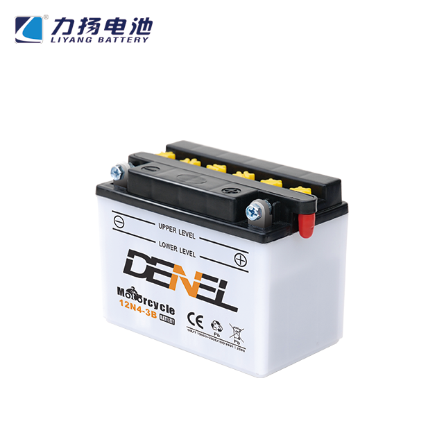 Made In China Motorcycle Battery Indian Motorcycle battery 12N4-3B