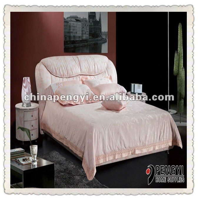 Classic Design Alibaba Express Leather Bed PY-668