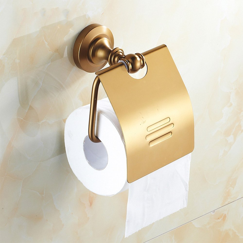 YiHui home Toilet Tissue Holder, Storage Dust-proof Toilet Paper Roller Holder for Your Home, Kitchen,Toilet Paper Holder