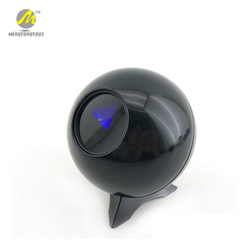 Plastic custom answer intelligent prophecy Ball mysterious magic ball