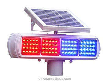 Ce Tuv Passed Long-distance Visible Solar Powered Led Flashing ...