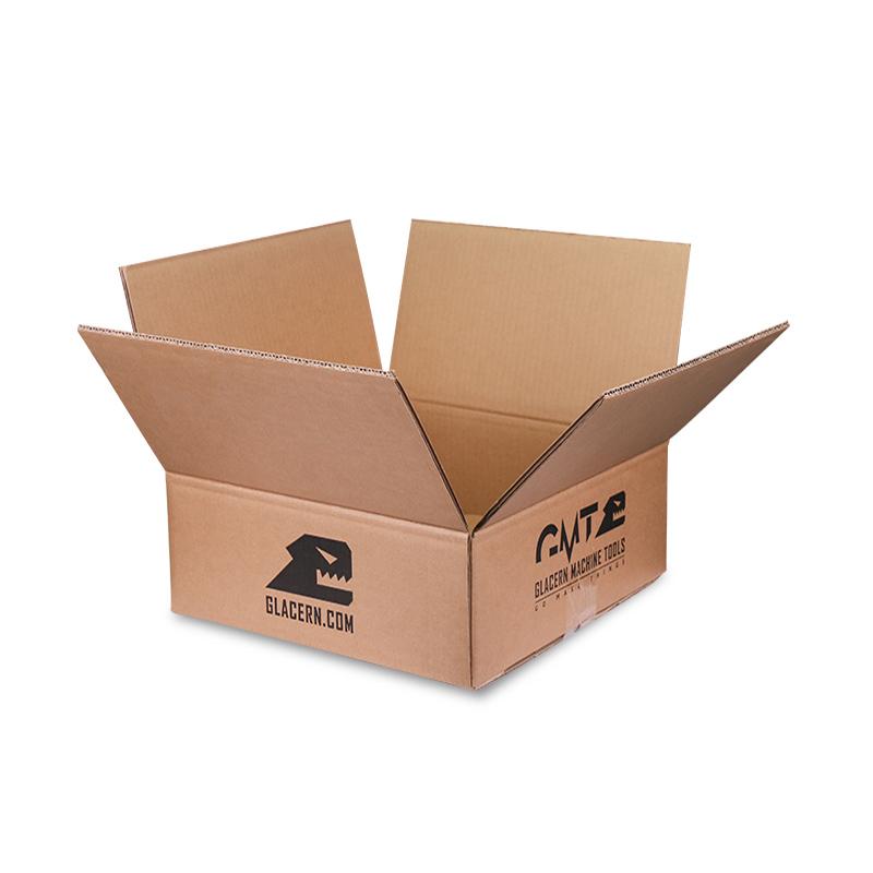 Großhandel Durable Papier Paket Individuell Bedruckte Großen Karton Box