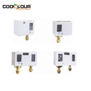 Coolsour Single Low Pressure Control for Air cooler Air compressor