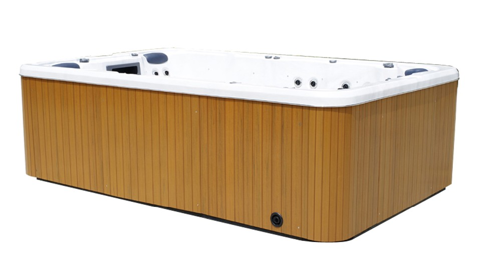 3.5m Factory Outlet Swimming Pool/ Whirlpool/12 Person Hot ...