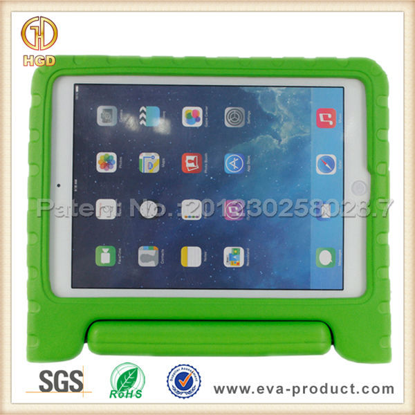 Wholesale kids protective cover for ipad air 2 case with handle