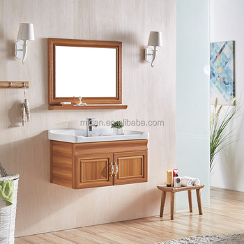 L Shaped Wall Hanging Bathroom Vanity Cabinet Import From China