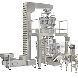 TENTOO 420 vertical grain packing machine for rice/wheat/corn kernels/millet/barley/buckwheat/oat