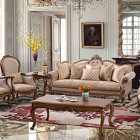 Wholesale Price Royal Modern Chaise Sofa Set Living Room Furniture With Coffee Table And Side Table